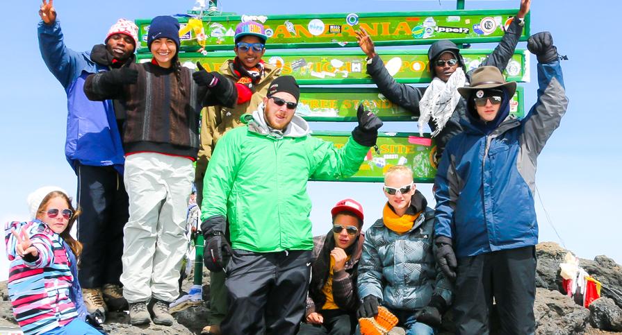 MYP Trip to Kilimanjaro